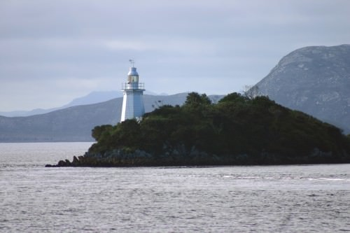 Hells gate lighthouse
