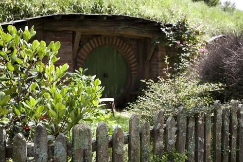 Another hobbit home in Hobbiton
