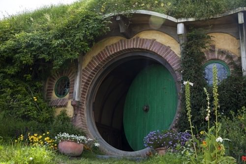 Hobbit Home Movie Tour