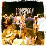 Grinspoon at the Big Day Out 2013