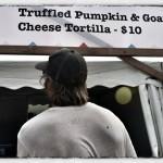 Signage Truffle Pumpkin Tortilla