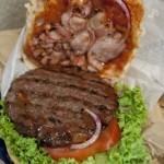 Fergburger's Southern Swine Burger