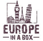 Europe in a box Title