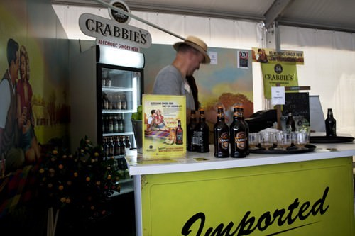 Image of Crabbies Stand