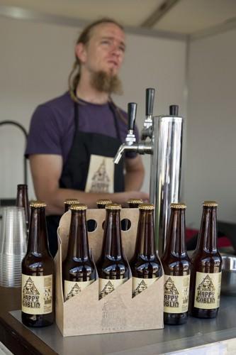 Happy Goblin Beer