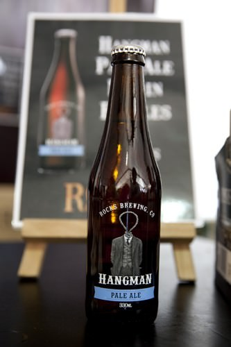 "Image of Rocks Brewing Co ""Hangman"" Pale Ale"