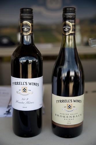 Tyrrells Shiraz Image