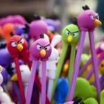 Angry Bird Chopsticks