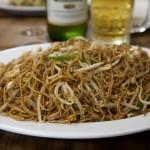 Chicken & Fried Noodles