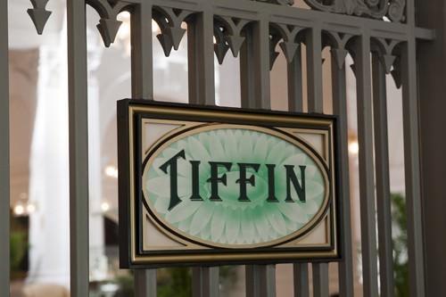 Tiffin Room @ Raffles Hotel