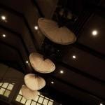 Swaying Fans in The Long Bar @ Raffles Hotel