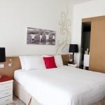 Hard Rock Hotel Bedroom