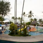 Hard Rock Hotel Pool Area