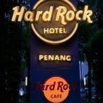 Hard Rock Penang Signage