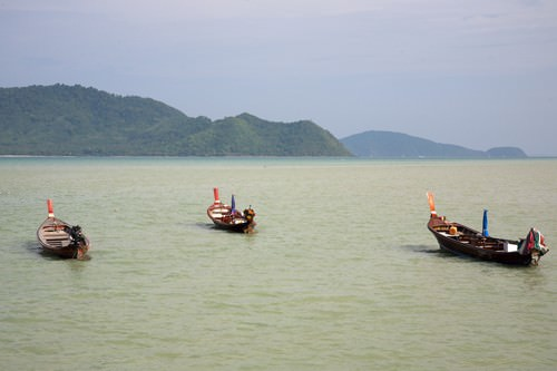 Karon Fishing Boats