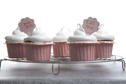 Cupcakes Lemon Meringue