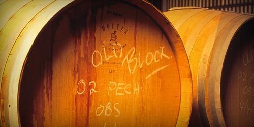 St Hallett Old Block Barrels