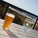 Drinks on the Deck -Surf Club Restaurant