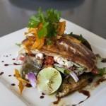 Jewfish w Roasted Sumac Pumpkin and Danish Feta Salad