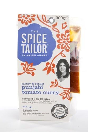Punjabi Tomato Curry Spice Tailor