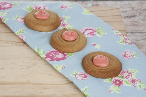 Coffee Scroll Cookies