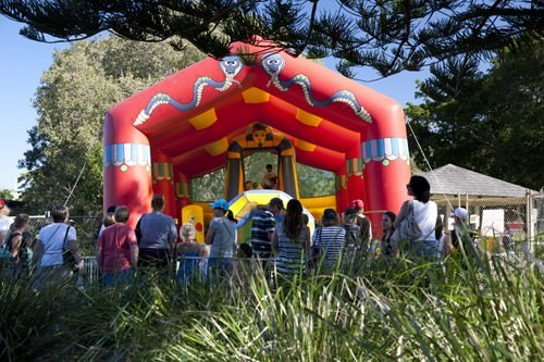 Jumping Castle @ Toast Urunga