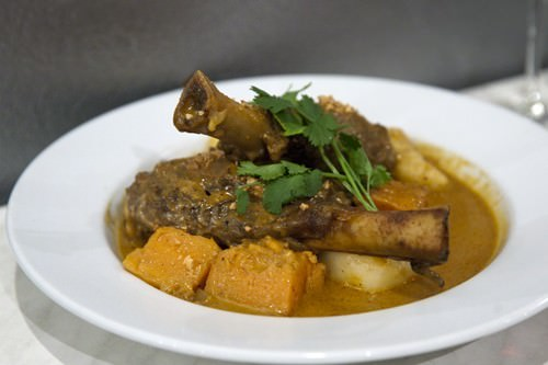 Lamb Shank Massamum Curry
