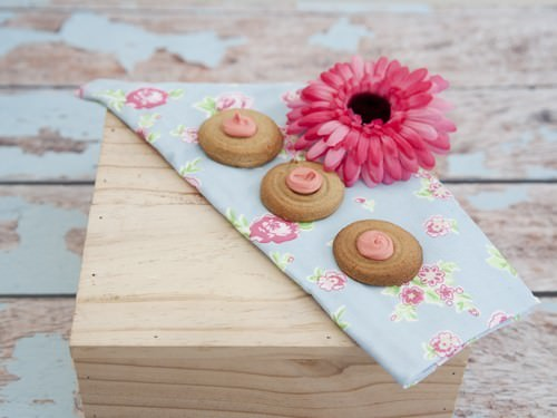 Coffee Scroll Cookies