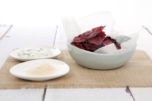 Beetroot, Dip & Salts