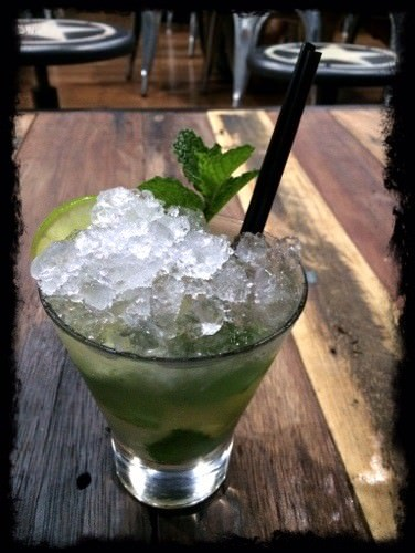 Lime Mojito - Element Bar