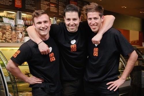 Argo Cafe - Adelaide Holiday