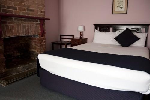 Coachhouse Bedroom