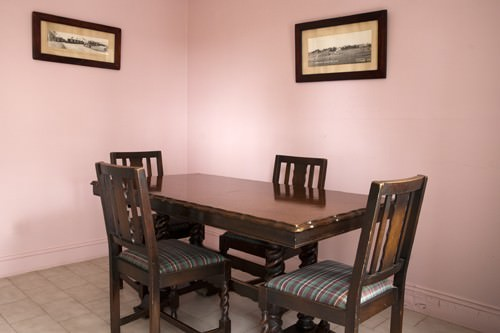 Coachmans House Dining Room