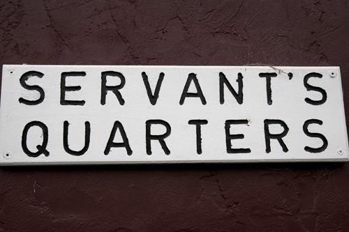 Servant Quarters at Coolangatta Estate
