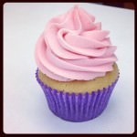 Sugar Plum Cakes Mini Cupcake