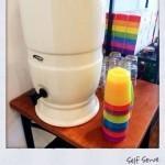 Self Serve Water Cooler