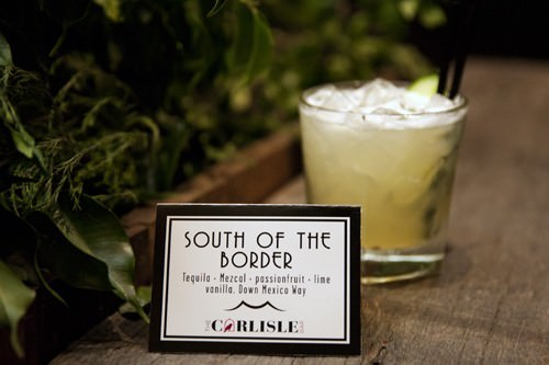 South of the Border Cocktail