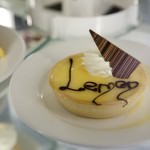 Anvers Cafe Lemon Tart
