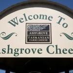 Ashgrove Cheese Signage