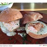 Grilled Fish Slider