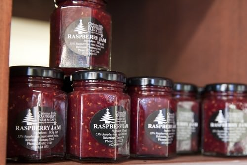 Christmas Hill Raspberry Jam