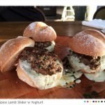 Spiced Lamb Slider