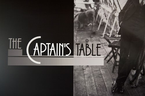 The Captains Table Spirit of Tasmania