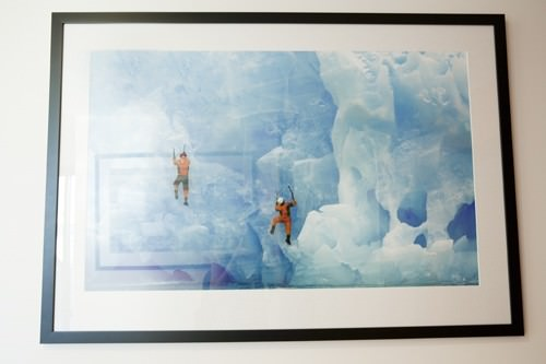 Antarctic Art at Salamanca Wharf Hotel