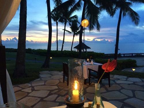 Pan Pacifc Bali Sunset Dinner