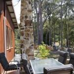 Bruny Island Accommodation BBQ Deck