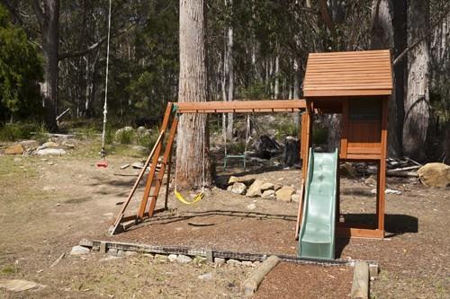 Bruny Island Accommodation Playground