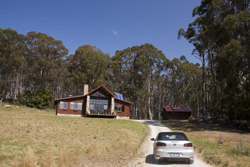 Bruny Island Accommodation The Lodge