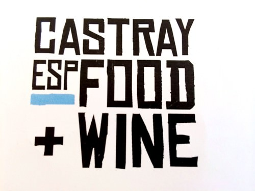 Castray Esplanade Food & Wine Logo