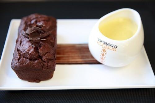 Chocolate Chilli & Beet Brownie